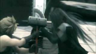Final Fantasy VII Advent Children: Rise