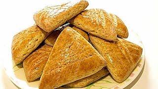 Коржики творожные,ТЕ САМЫЕ,производственный рецепт/Cheese shortcakes