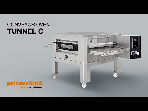 Conveyor Pizza Oven Impinger