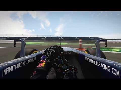 F1 2013 - Red Bull at Buddh New Delhi