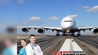 Avail Sky Air Ambulance from Bhopal and Varanasi with Life Saving Tools