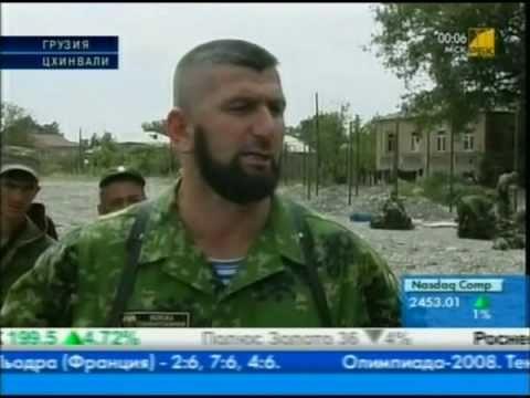 """Душка нету"". Батальон «Восток» (2008)"