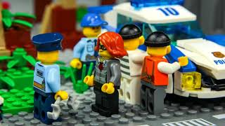 Fire Truck, Police Cars, Garbage Trucks, Tractor, Bus & Bulldozer LEGO Toy Vehicles for Kids