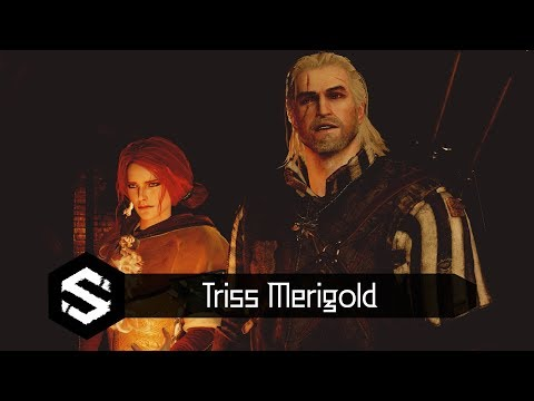 The Witcher 3 Movie Edit - Triss Romance/Ciri Witcher