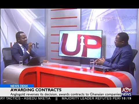Awarding Contracts - News Desk on Joy News (24-5-18)