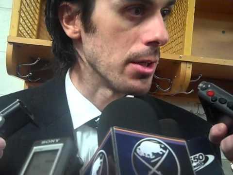"Inside Hockey- Ryan Miller Interview Bruins Sabres 11/12 (calls Lucic ""piece of $#%^"")"