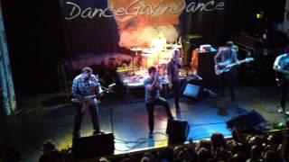 Dance Gavin Dance - NASA (Live with Tilian Pearson)