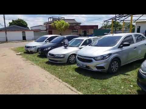 DERFV prende quadrilha e recupera mais de 10 veículos roubados e clonados