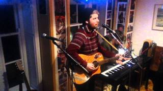 Adam Barnes ~Florence ~  House Concerts York ~ 17.12.11