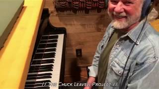 VIDEO: Recording Session with Chuck Leavell!