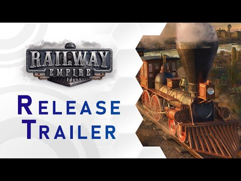 Railway Empire - Release Trailer (US) thumbnail