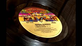 Donna Summer - Now I Need You / Working The Midnight Shift
