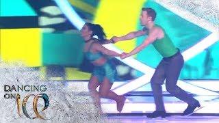 """Timur Bartels Bringt Mit """"Wannabe"""" 90er-Partystimmung Auf Die Eisfläche   Dancing On Ice   SAT.1"""