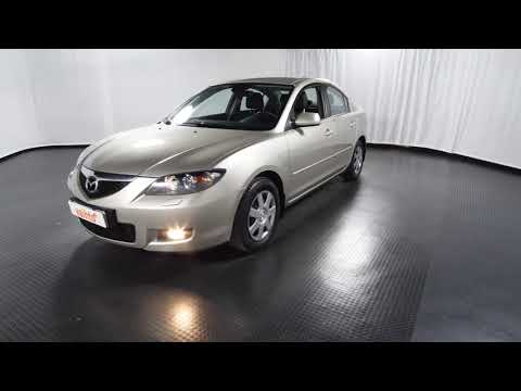 Mazda 3 1.6 Classic, Sedan, Manuaali, Bensiini, FHM-368