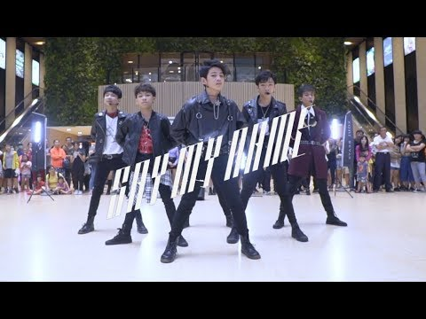 [KPOP IN PUBLIC CHALLENGE] ATEEZ(에이티즈) - 'Say My Name' Dance Cover |『Mini SOUL』from Taiwan