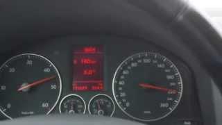 accélération golf 5 1.9 TDI turbo 17/20 - Самые лучшие видео