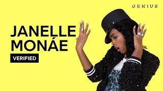 "Janelle Monàe ""Django Jane"" Official Lyrics   - YouTube"