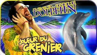 JOUEUR DU GRENIER - ECCO the Dolphin - SEGA Genesis