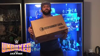 """Kidrobot's """"Ghostbusters"""" HugMe Slimer plush: WWE Unboxed with Zack Ryder"""