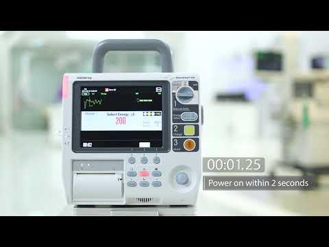 Mindray BeneHeart D2 Defibrillator