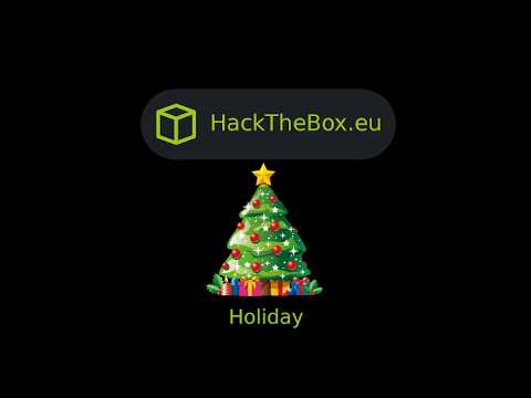 Holiday Video by IppSec — Hack The Box :: Forums