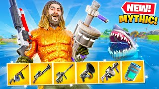 NEW *ALL* MYTHIC WEAPONS in Fortnite Season 3!