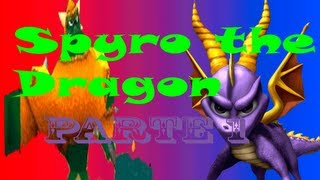 Spyro the Dragon - Cap. 1 - El dragón mas chulo.
