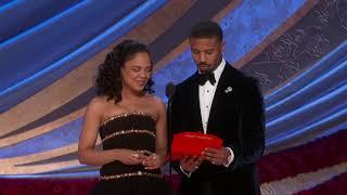 """Black Panther"" wins Best Original Score"