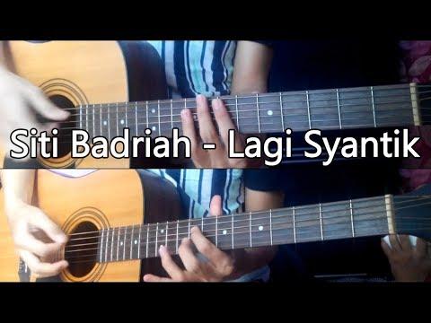 Siti Badriah Lagi Syantik - Acoustic Guitar Cover