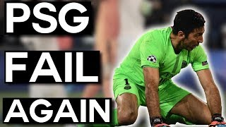 PSG Have Themselves to Blame for Elimination & My Opinion on VAR - UEFA Champions League Recap