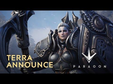 Paragon – Terra Announce