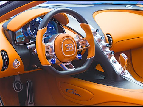Bugatti Chiron INTERIOR 2016 New Bugatti INTERIOR  Bugatti Chiron Price $2.6 Options CARJAM TV Mp3