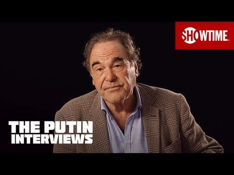 The Putin Interviews   Behind the Scenes   Oliver Stone & Vladimir Putin SHOWTIME Documentary