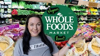 Whole Foods Haul + ONE WEEK CLEAN EATING CHALLENGE!! | Vegan & Prices Shown! | November 2019