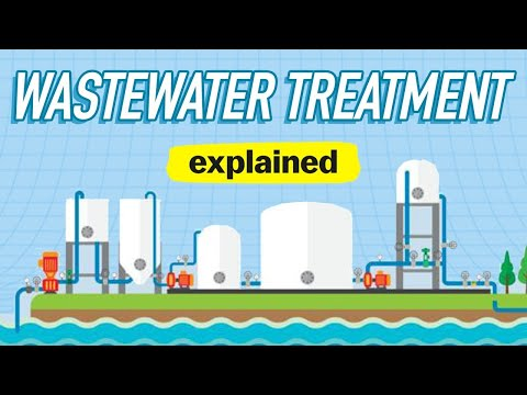 How Does a Wastewater Treatment Plant Work?