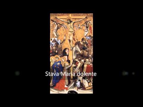 Stava Maria dolente Antonio Lotti (1666-1740) - Coro Vexilla Regis