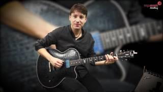 Daniel Stelter, Eigenbegleitung Blues