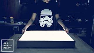 Make A LED Light Box