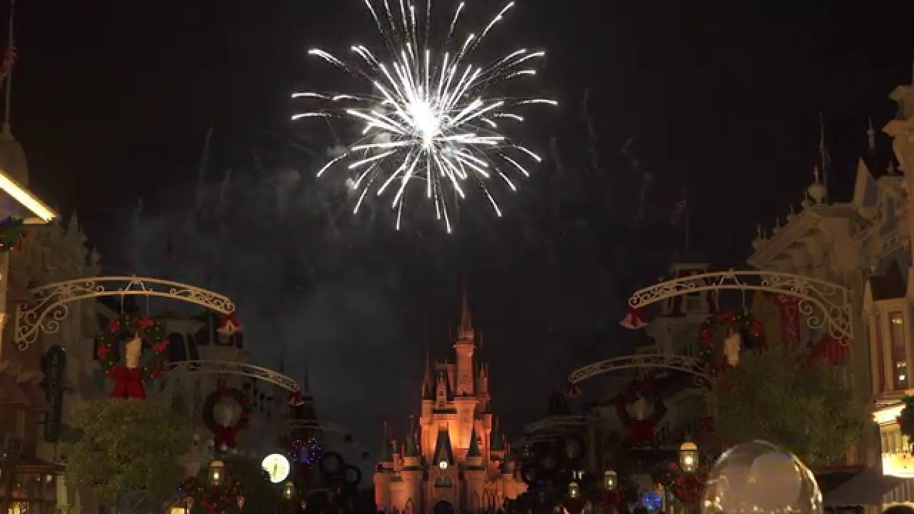 Holiday Wishes New Year's Celebration 2015