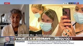 Marion Pariset - LCI -  11 octobre 2020