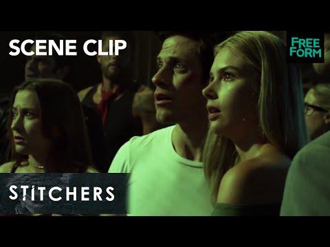 Stitchers | Season 3, Episode 6: Cameron Solves The Case | Freeform