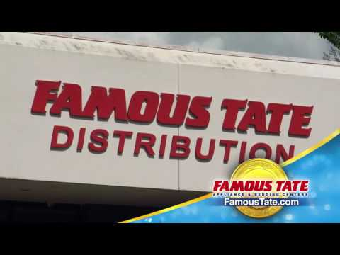 Famous Tate Appliance & Bedding Centers