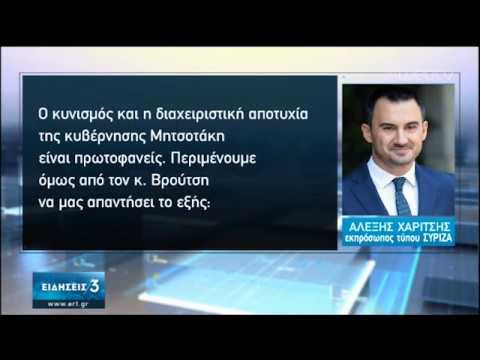 Έντονη κριτική από τον ΣΥΡΙΖΑ για την τηλεκατάρτιση | 25/04/2020 | ΕΡΤ