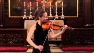 Violin by Giuseppe Fiorini, Munich 1912