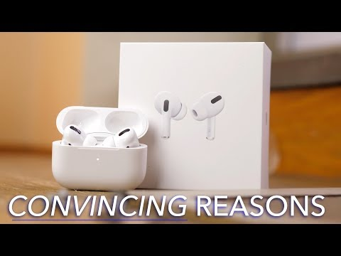 5 CONVINCING Reasons to Buy AirPods Pro!