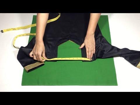 How To Cut Armhole Easily With Useful Tips अलग अलग चेस्ट के अनुसार कितना आर्म होल, तीरा लेना चाहिए |