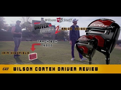 Wilson Golf Cortex Driver Review
