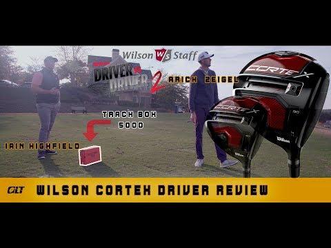 Wilson Golf Cortex Driver Review