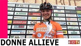 preview picture of video 'Letizia Paternoster vince la seconda gara stagionale a Buttrio'
