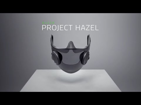 Project Hazel | World's Smartest Mask de